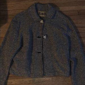 Women's Jump wool jacket